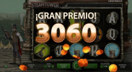 Gran Premio Steam Tower