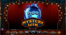 Wicked Circus-Mystery Win