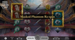 Re-Spins The Phantom Curse