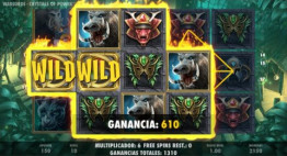 Tiradas gratis Warlords: Crystals of Power