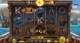 Jolly Roger 2 Multiplicador