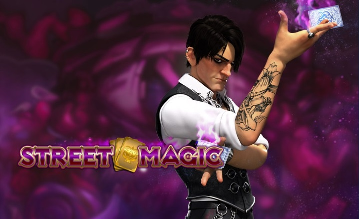 "Tragaperras de Magia ""Street Magic"""